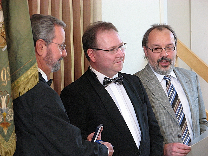 Bruno Schlösser, Gerald Joswowitz, A. Cavelius